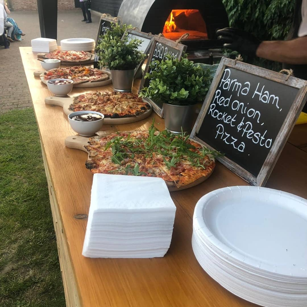 Wood Fired Pizza | Mobile Event Catering | Plenty of Thyme