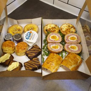 Gourmet Box for 2