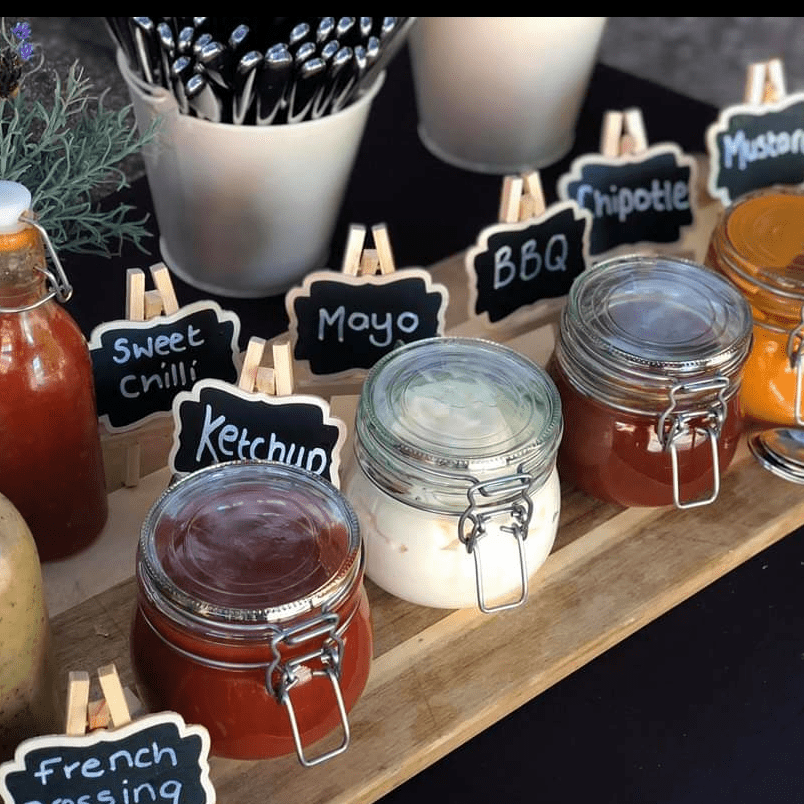 BBQ Catering sauces Plenty of Thyme