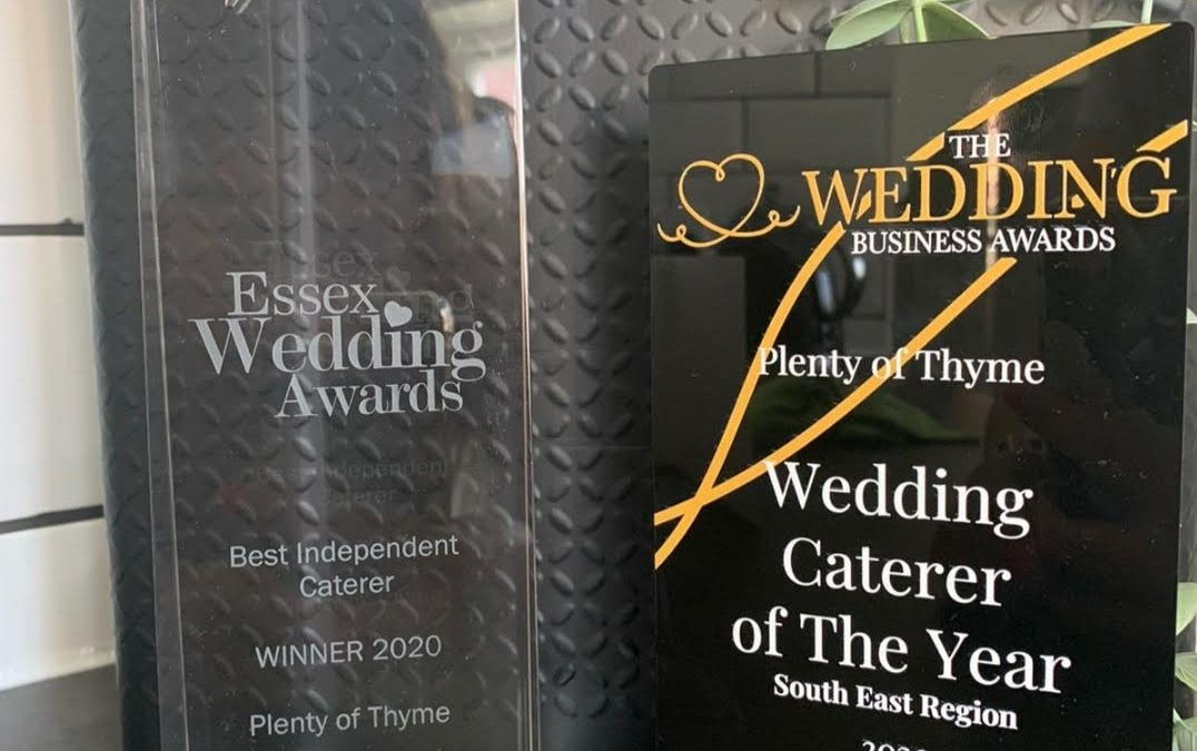 The Wedding Business Awards 2020…..Winners!!!