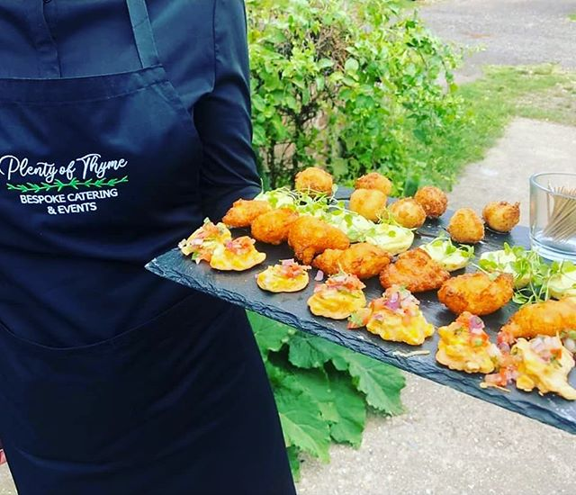 Mobile BBQ Catering Essex Canapes