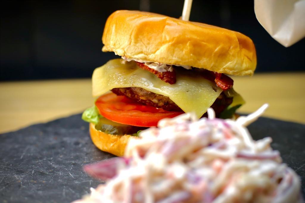 Corporate caterers in Essex Gourmet burger