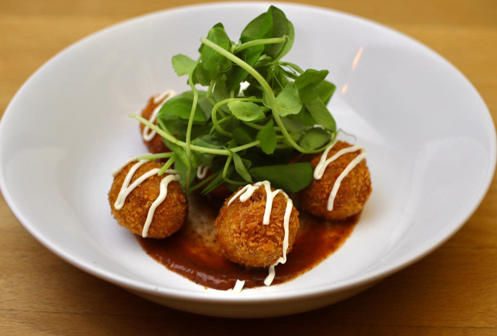 Food caterers Essex, Scotch Egg Plenty of Thyme The Cricketers