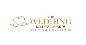 Wedding Business Awards Finalist