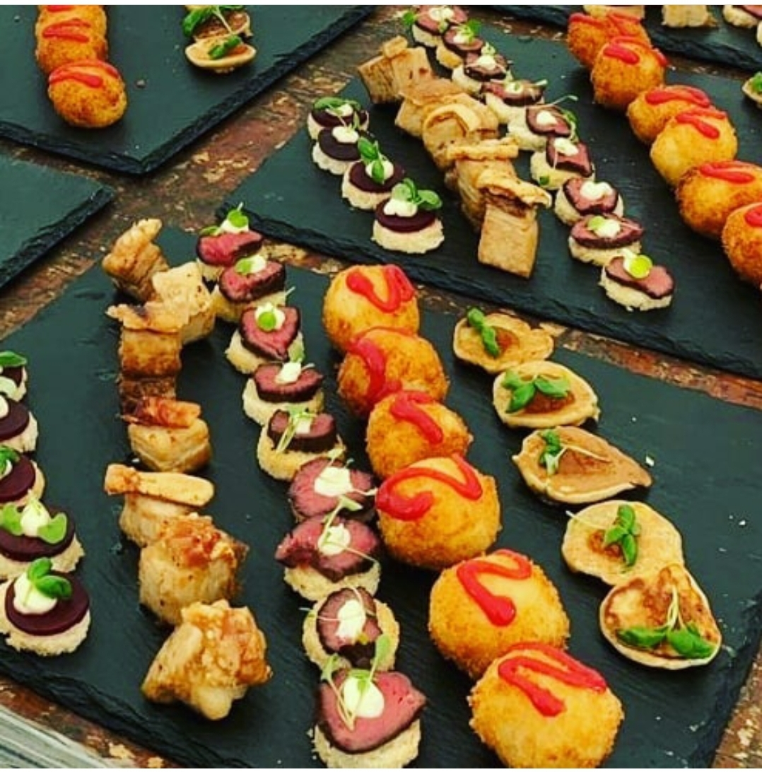 Caterers | Canape Catering | Essex & Suffolk | Plenty of Thyme |
