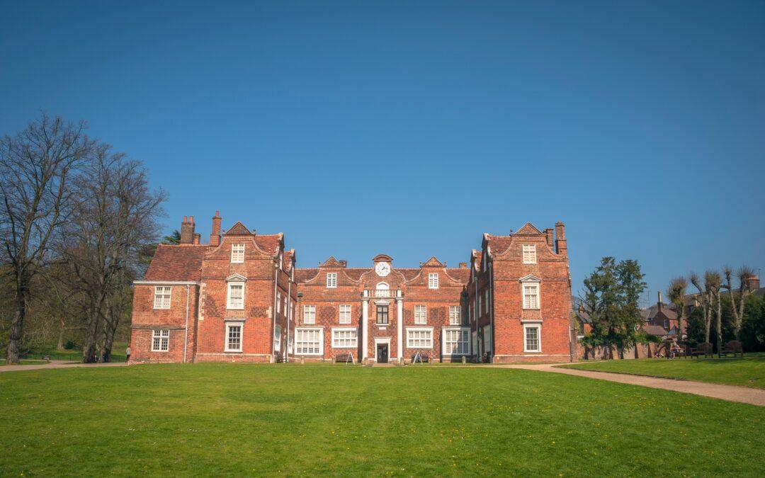 5 great wedding venues in Suffolk!