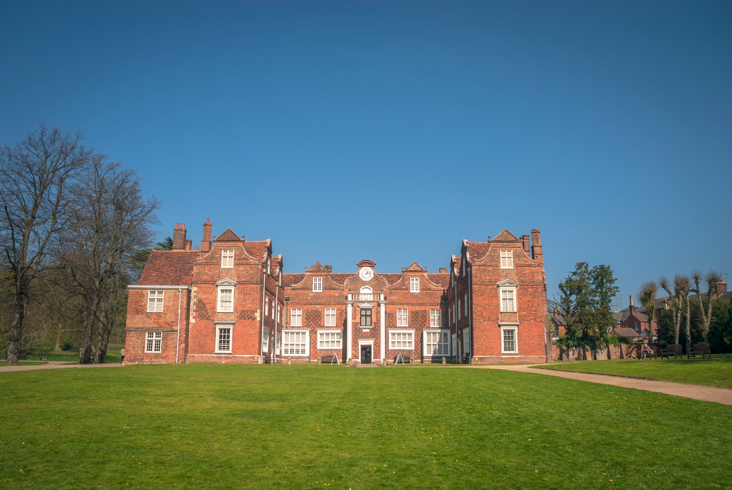 Caterers Suffolk | Christchurch Mansion | Plenty of Thyme
