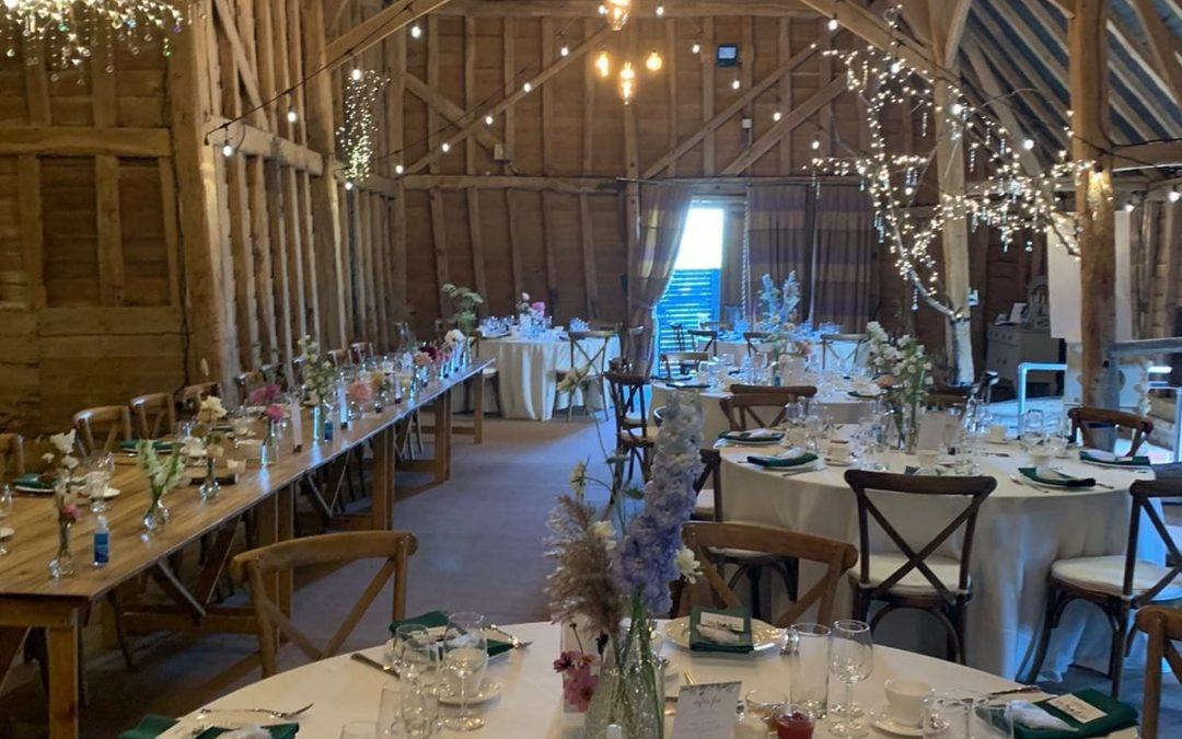5 great wedding venues in Essex!