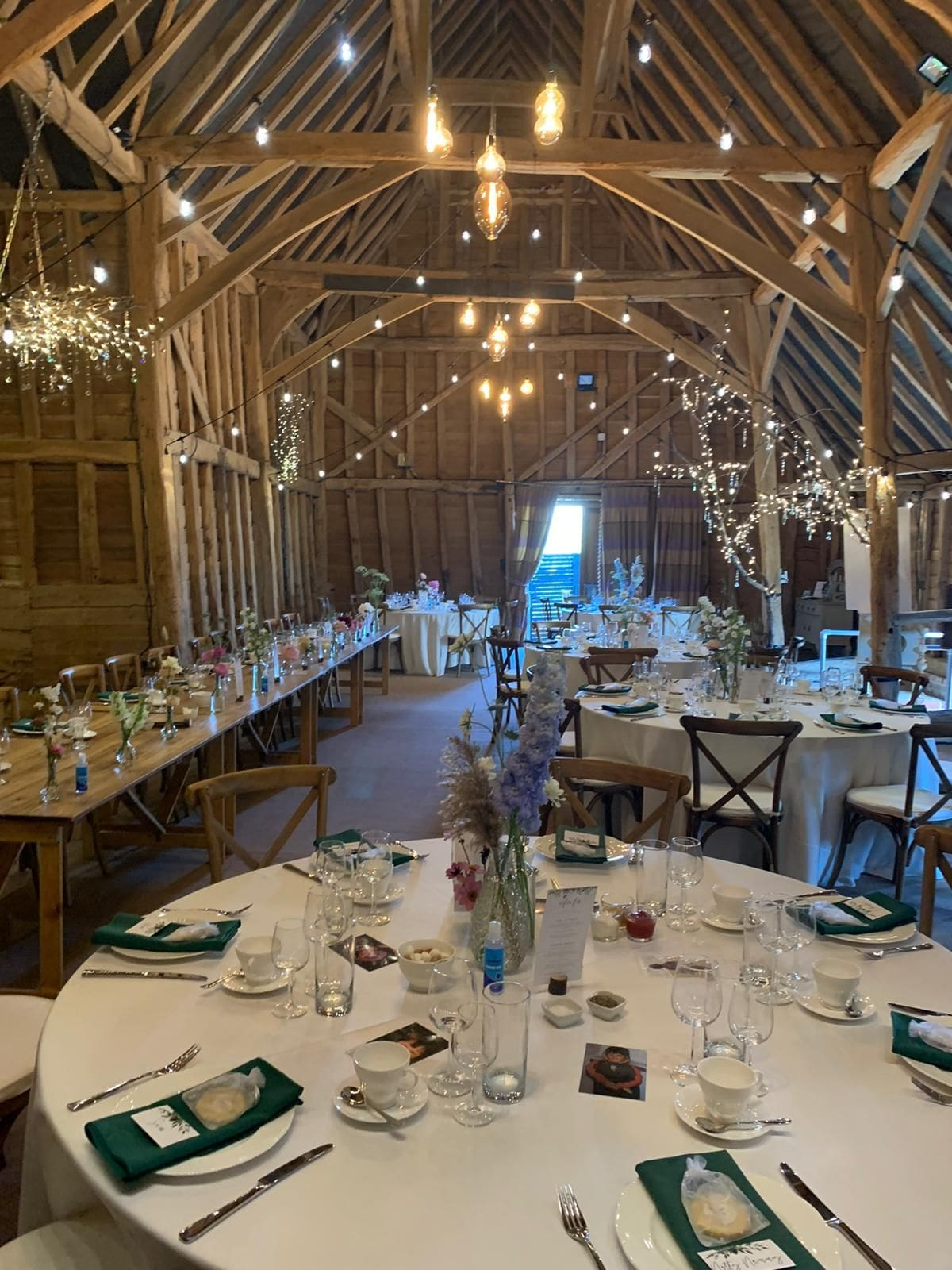Catering services Essex | Little Tey Barn