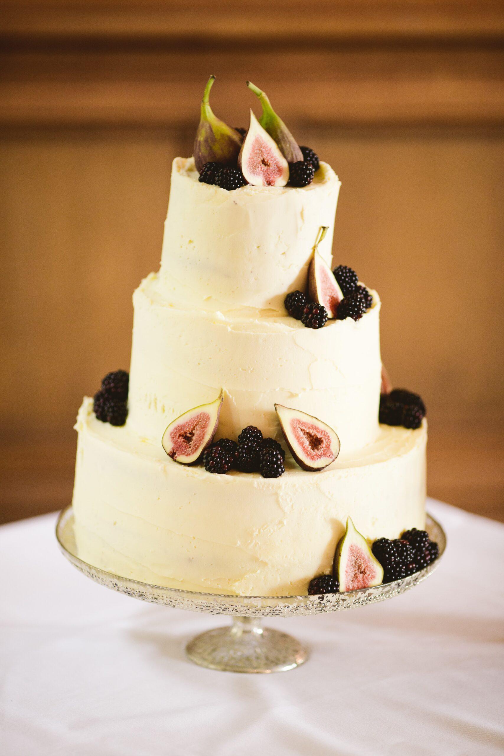 wedding caterers Suffolk | Wedding cake