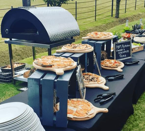 Pizza Buffet - Plenty of Thyme