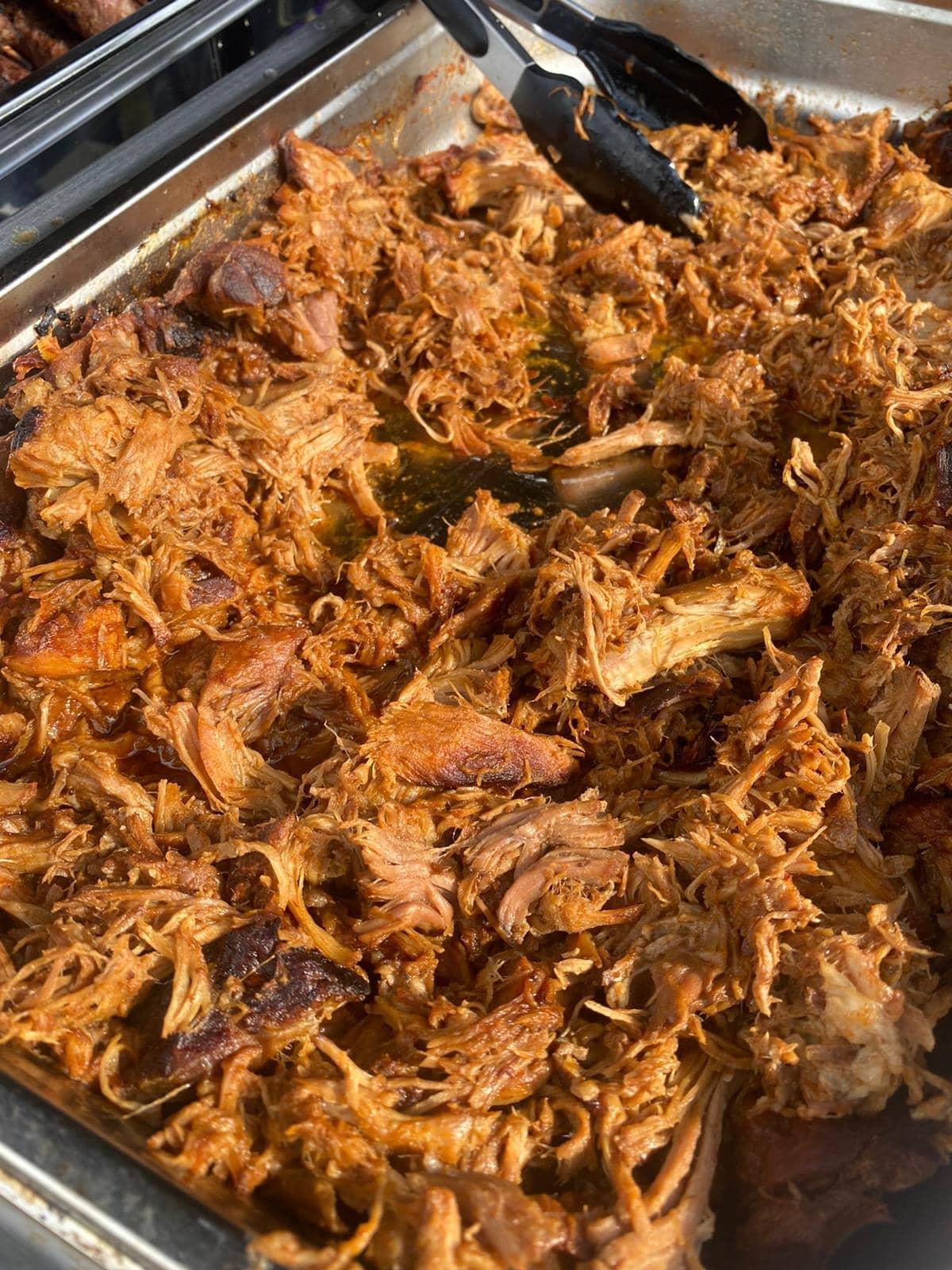 Pulled Pork - Plenty of Thyme