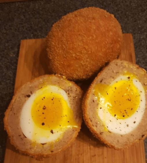 Scotch egg - Plenty of Thyme