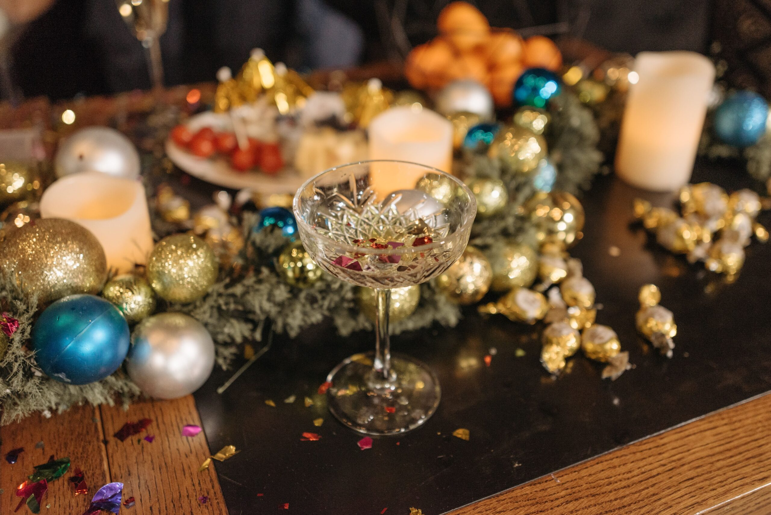 Office Christmas Party Drinks